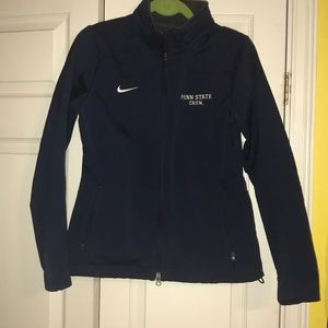 Nike Penn State Crew Fleece Lined Jacket
